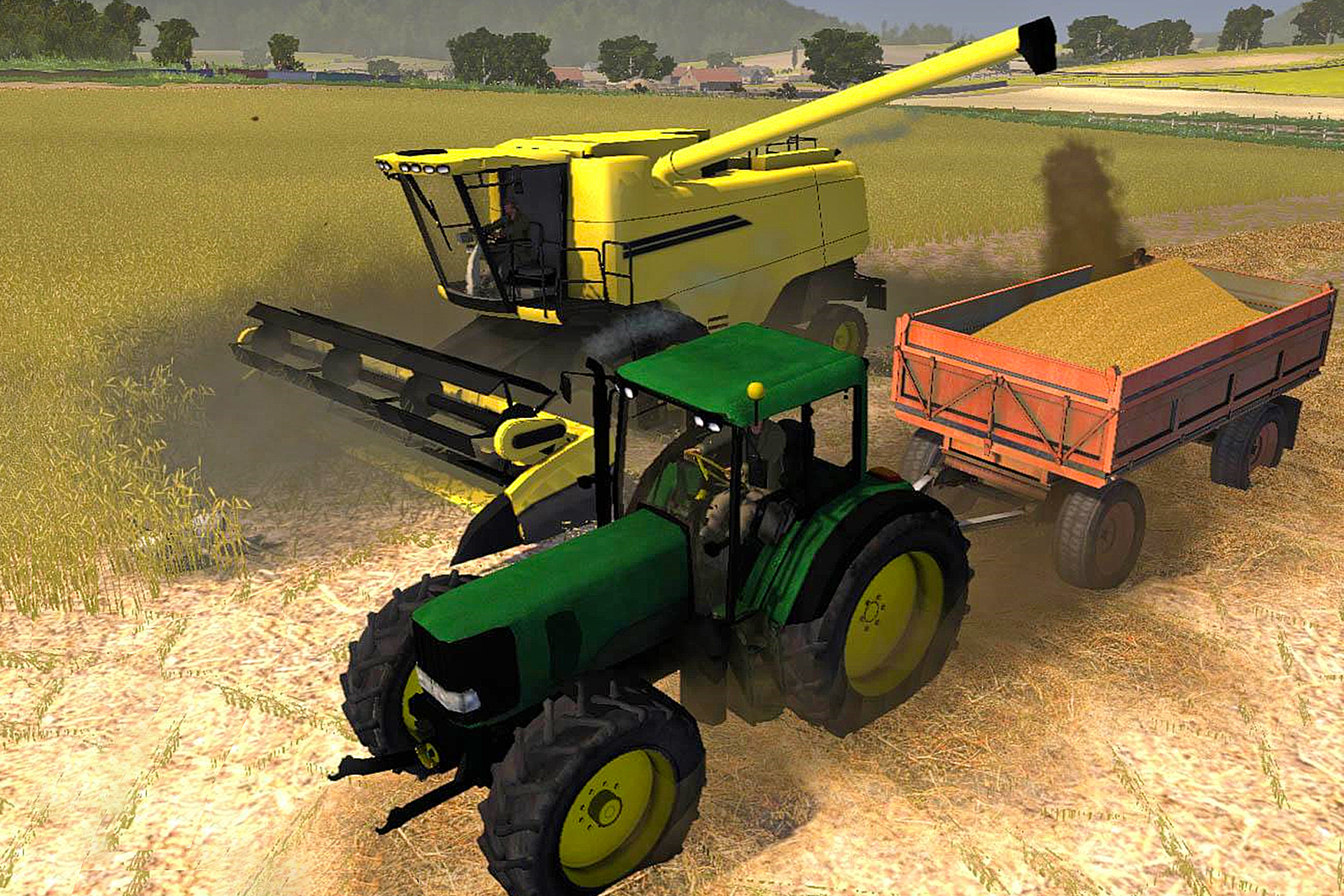 Farmer's Harvest 1920x1280 SCR002